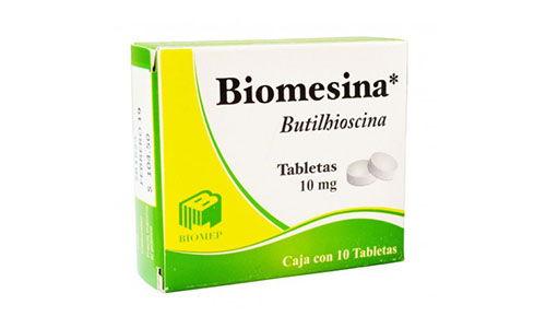Para que sirve la biomesina