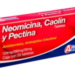 Para que sirve el neomicina caolin pectina